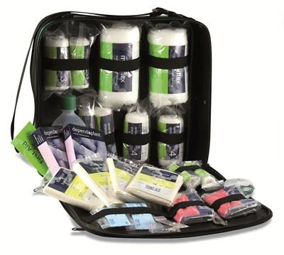 Fast Response First Aid Kit from Reliance Medical in Green one size
