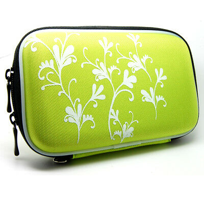 Hard Carry Case Bag Protector For Disk Simpletech Mini Espresso Usb 1Tb 2Tb