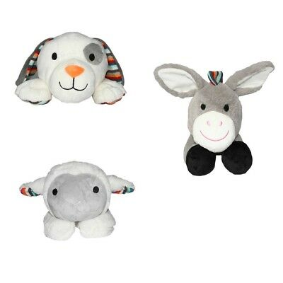 Zazu PLUSH Animal Soft Toy Comforter