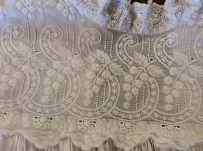 Antique Victorian Christening Baby or Babydoll  Gown