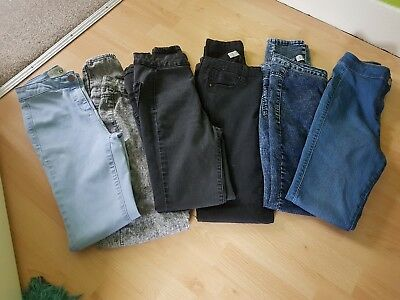 ladies jeans bundle size 8