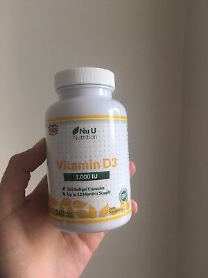 Cure Vitamine D3
