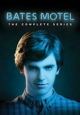Bates Motel:complete Series - DVD Region 1 Free Shipping!