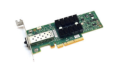 Low Profile Mellanox ConnectX-2 PCIe x8 NIC 10 Gigabit 10GBe SFP+ Server LP