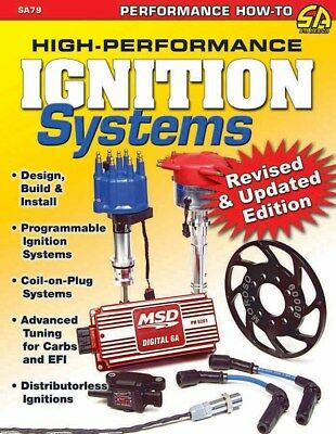 S-A Books High-Performance Ignition Systems: Design, Build and Install P/N 79