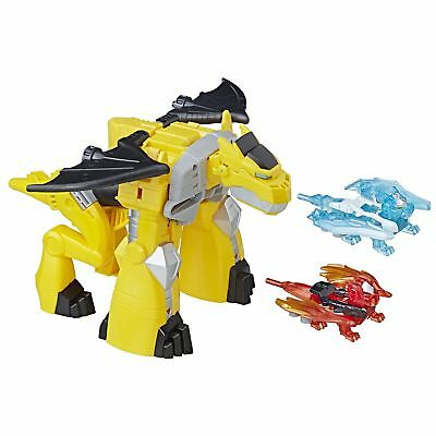 Transformers Playskool Heroes Rescue Bots Knight Watch Bumblebee Die-Cast Toy