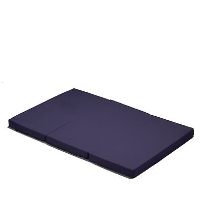 Hauck Sleeper Folding Mattress and Playmat - 60 x 120 cm Navy