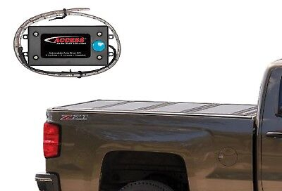 """Bak Industries 1126410/80312 Bed Cover & 18"""" Battery Light for Tundra 6' 6"""" Bed"""