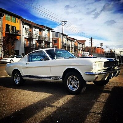1965 Ford Mustang Fastback 1965 Ford Mustang GT350 Tribute *12,000 Original Miles*