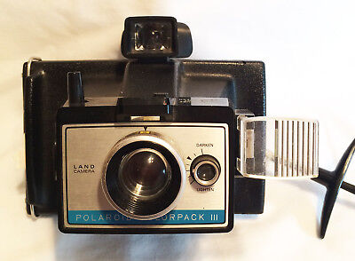Vintage Polaroid Land Camera ColorPack III