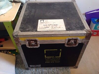Flight Case - Sturdy and Strong 550mm wide x 535mm depth x 510mm high