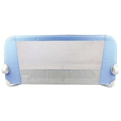 Lindam Easy Fit Bed Guard (Blue) Blue