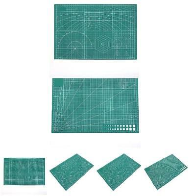 Cutting Mat Non Slip Self Healing Double Sided Durable PVC Cutting Board 45x30CM