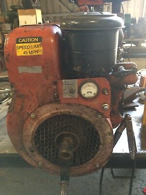 """"""" WISCONSIN ENGINE  two cylinder  THD motor/engine """""""
