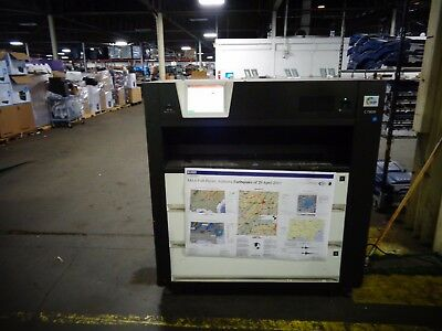 KIP C7800  Color Wide Format Production Printer with Stacker