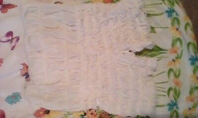 Square dance pettipants, size medium, gently used, white