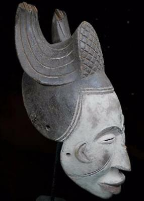 Beautiful Tribal Idoma  Mask    ---  Nigeria