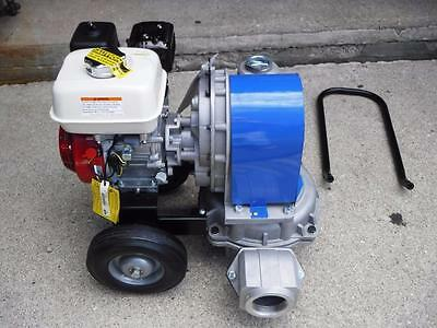 New 4TA88 Dayton Aluminum Honda 5.5hp Thermoplastic Diaphragm Pump Engine Driven