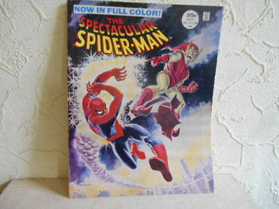 "!!! 1968 ""the Spectacular Spider Man"" Comic. Vol.1 No.2 !!!"
