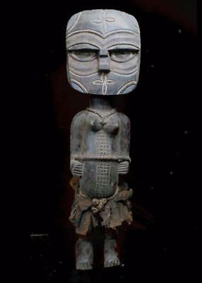 Outstanding  Tribal Teke Maternity Figure             --- Gabon
