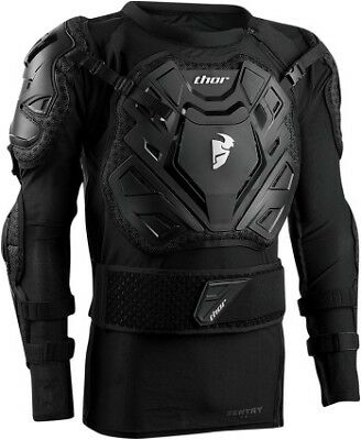 Thor Sentry XP Body Guard Black