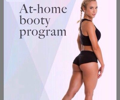 Tammy Hembrow At Home Booty Workout OPEN TO OFFERS!!