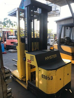 2007 Hyster R30XMS2 Electric Order Picker - Used (B4753)
