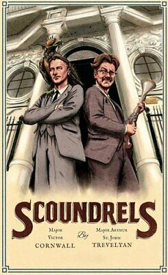 Scoundrels by Major St. John Trevelyan Book The Cheap Fast Free Post