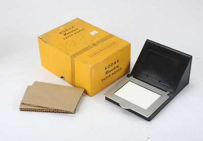 KODAK MINIATURE PAPER BOARD, BOXED/cks/194792