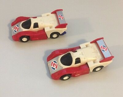 Vintage Tomy G1 Transformer Pull-Back Car - Drives And Walks!!