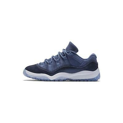 air jordan 11 RETRO Low PS BLUE MOON US YOUTH PRESCHOOL SIZES 580522-408