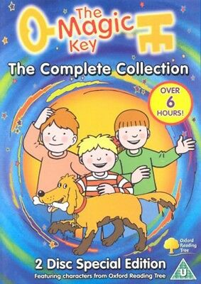 The Magic Key - The Complete Collection (2DVD-SET, 2006)