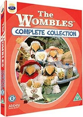 The Wombles - The Complete Collection (2DVD-SET , 2008)