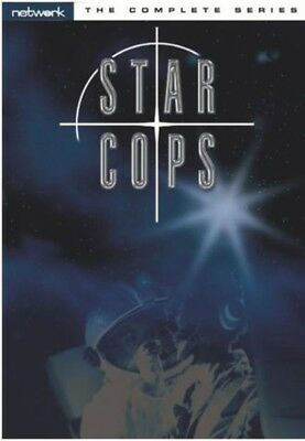 Star Cops - The Complete Series (3DVD-SET , 2004)