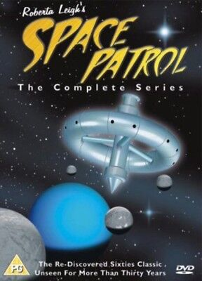 Space Patrol - The Complete Series (6DVD-SET , 2003)