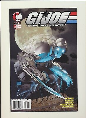 GI Joe #33 (2001 Image/Devil's Due) Michael Turner Variant! SEE PICS AND SCANS!