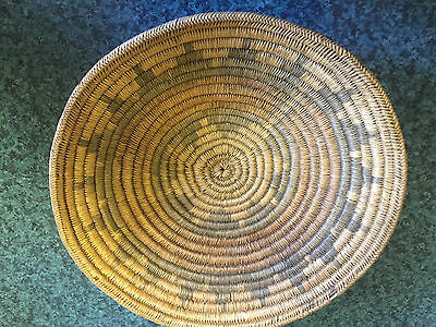 Old Pawn Navajo Wedding Basket from John Lauc Collection