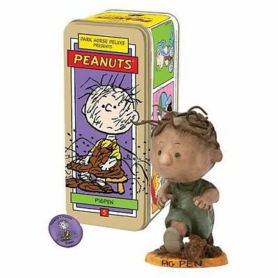 Pig Pen  Dark Horse Peanuts Deluxe Limited Edition Artist Proof Statue