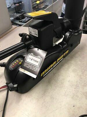 "Minn Kota PowerDrive V2 Series Trolling Motor 48"" Shaft 12 volt 1358712 MD"
