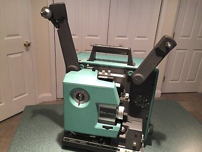 16mm sound movie projector -- Bell & Howell Model 1592
