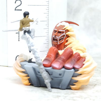 #B9429u Japan anime Figure Attack On Titan