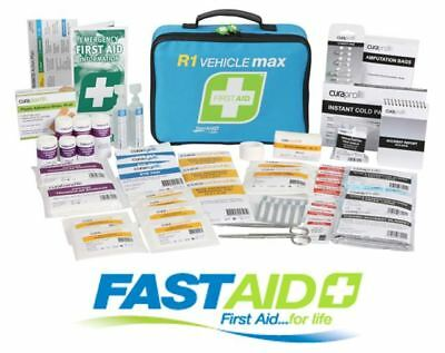 Fast Aid -  Vehicle Max R1 First Aid Kit