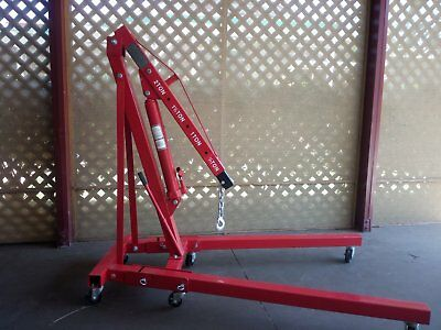 Folding Engine Hoist