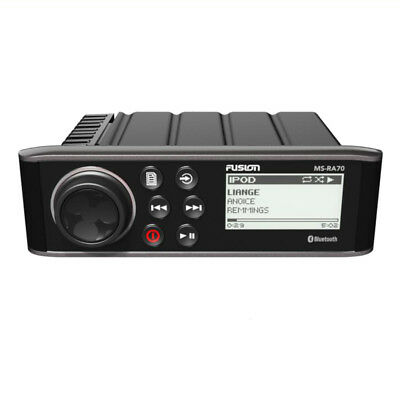 FUSION RA70I 2-Zone AM/FM w/Bluetooth - 4x50W [010-01516-01]