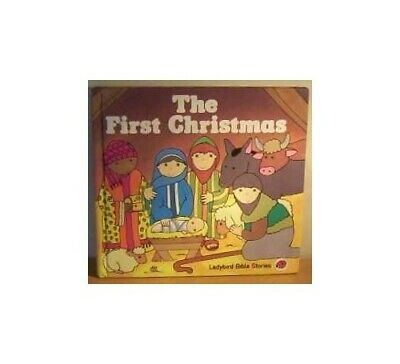 The First Christmas (Ladybird Bible Stories) Paperback Book The Cheap Fast Free