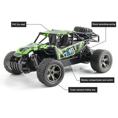 4WD RC High Speed Remote Control Electric Car Off-Road Race Car 2.4GHz Toy Gift