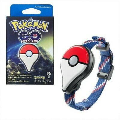 2019 New Nintendo Pokemon GO Plus Bluetooth Bracelet with Clip In Australia