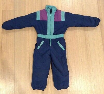 Snow Suit Girls Size 4