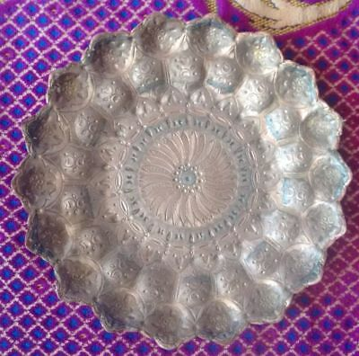 beautiful Copper plate Moroccan crafts antiques wall art decor vintage  Metalwar