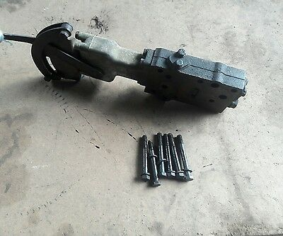 Fordson E1A/power major tractor  extra hydraulic valve